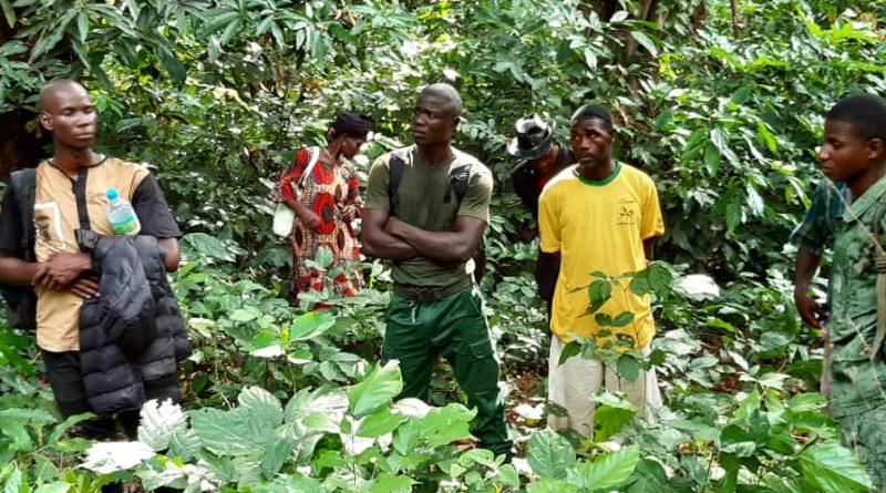 Kounounkan : Lancement de la mise en place des pépinières communautaires