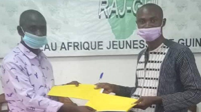 Société civile : Partenariat entre RENASCEDD et RAJGUI