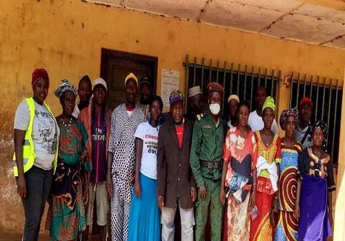 Moussayah : Le RENASCEDD renforce les capacités de dix acteurs communautaires sur la mise en place de pépinière rentable.