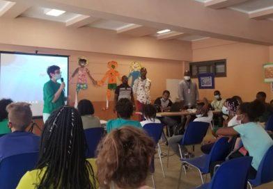 Célébration de la journée mondiale de la biodiversité : Le RENASCEDD sensibilise les élèves du lycée français !