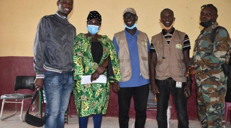 Moussayah : Lancement des activités de RENASCEDD dans le cadre du projet PISCCA