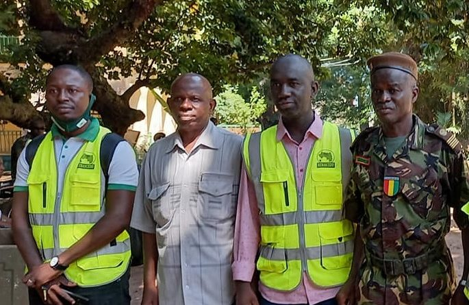 Conakry :  Réhabilitation et de valorisation du jardin botanique de camayenne.